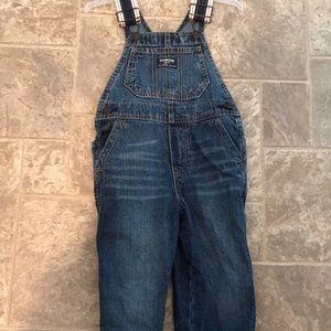 OshKosh overalls